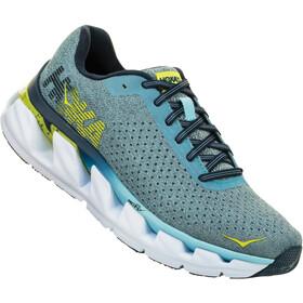 Hoka One One Elevon Running Shoes Women grey/teal